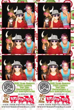 Strke a Pose Photo Booth Rentals Maui