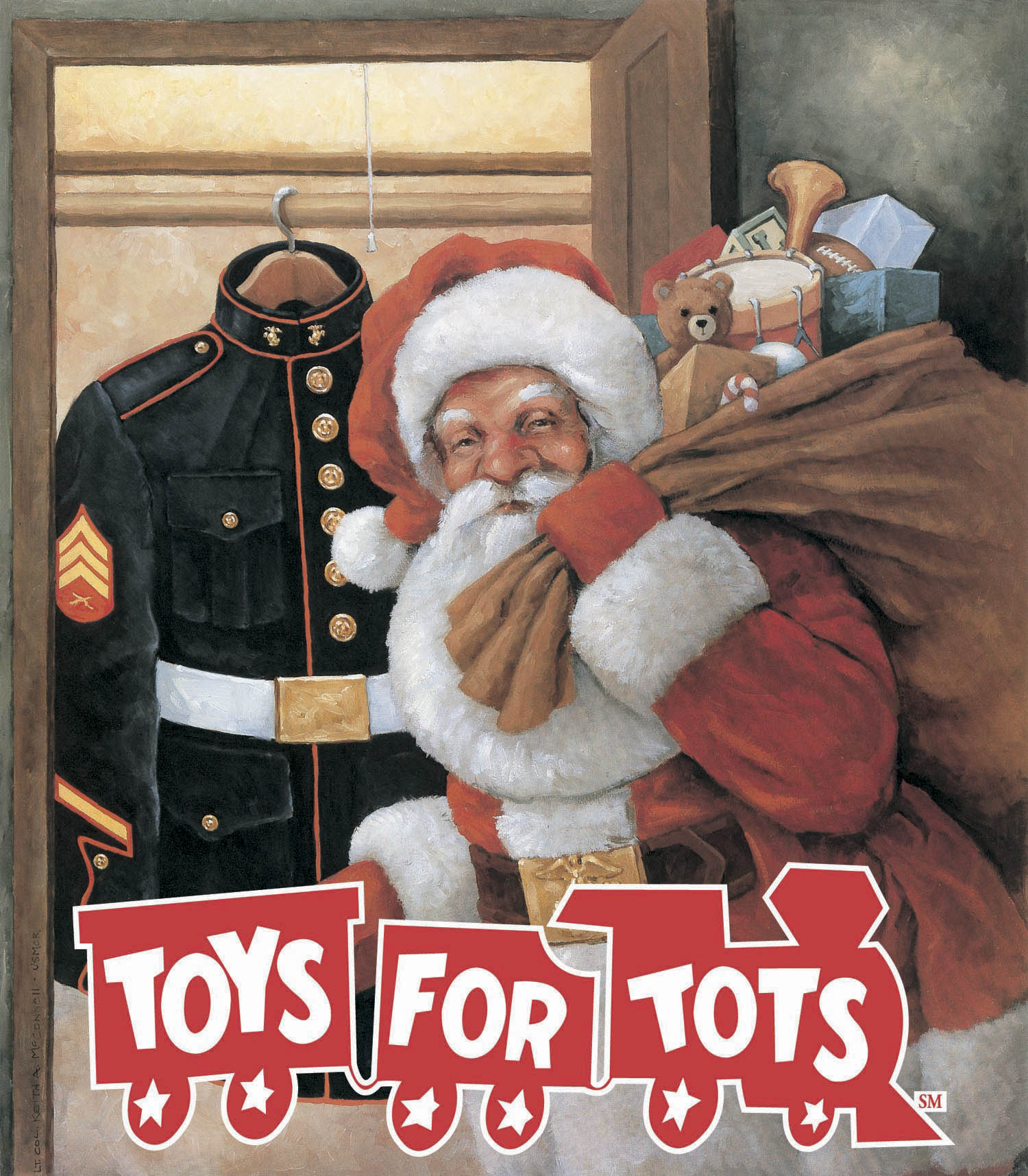Toys For Tots Foundation Headquarters : Saber teams up with toys for tots news and events