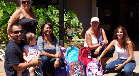 sbu goes to molokai 2013